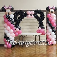 Minnie Mouse Arch