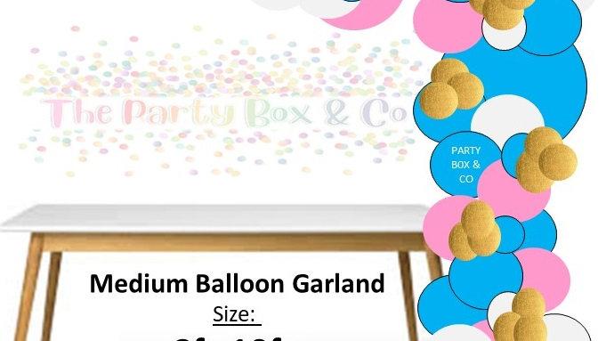 Medium Balloon Garland