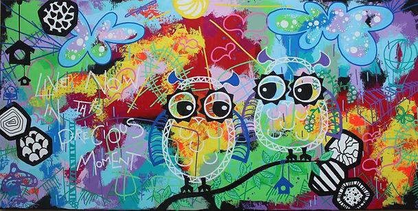 PRECIOUS-MOMENT---art-by-jannie-nyegaard