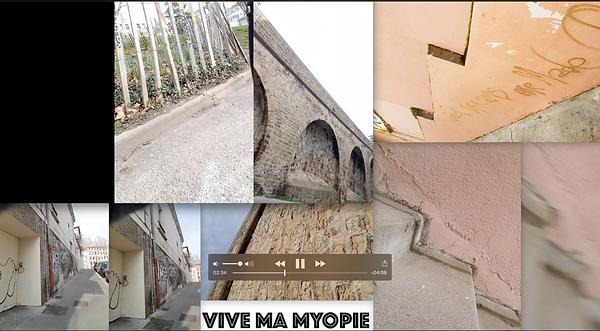 """La boîte à sons de Anne Mulpas, poète et Rym Debbarh-Mounir, monteuse son. Workshop réalisé à la Ciné Fabrique de Lyon avec les étudiants """"son"""" de 2e année - 2018."""