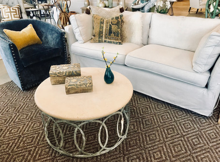 One Sofa, Three Looks