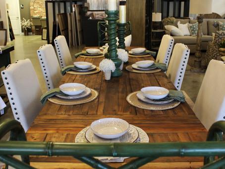 Spring Tables at Urban Home Market