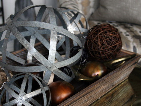 Tools for Coffee Table Decor