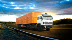 Large Container Truck