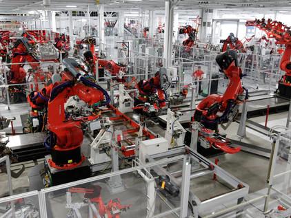 Automotive Industrial Robot Market To Reach $8 Billion By 2021!