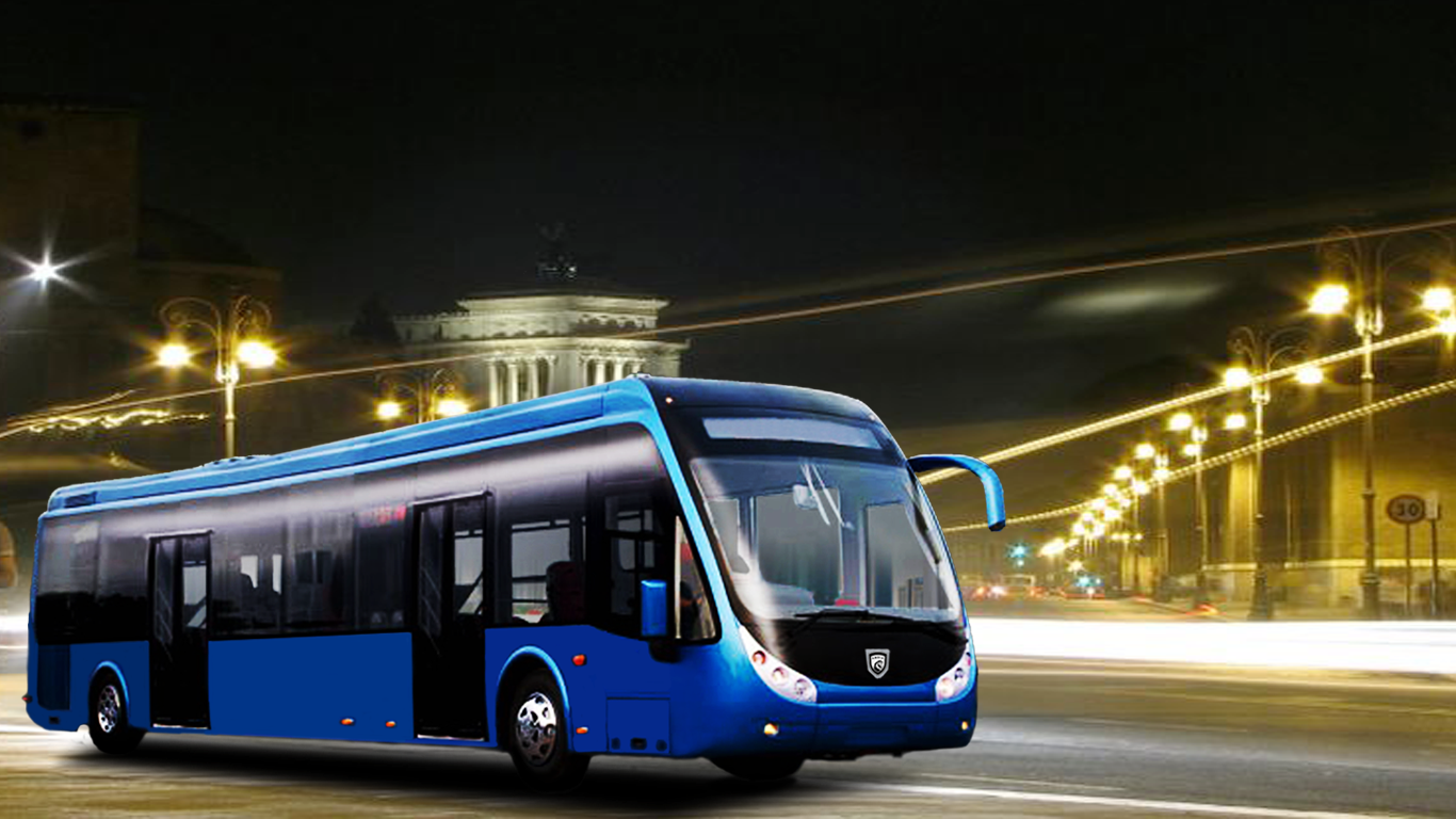 Electric Public Bus