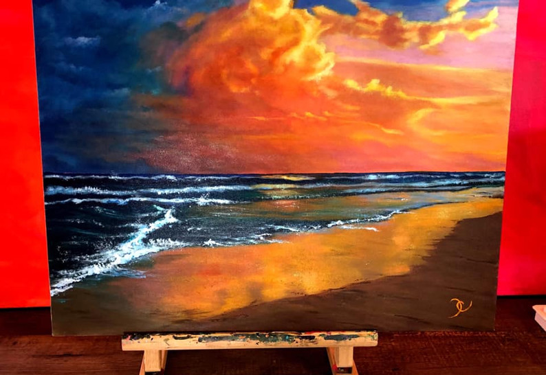 Destin Sunset1