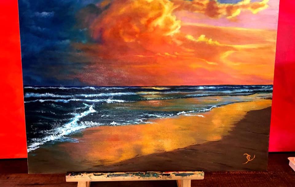 Destin Sunset #1