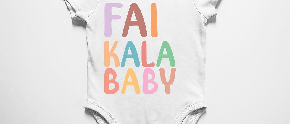 Faikala Baby (nosy baby)