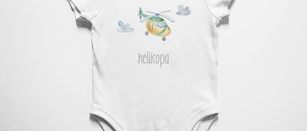 helikopa (helicopter)