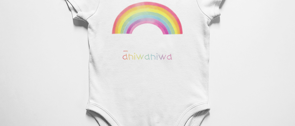 āniwaniwa (rainbow)