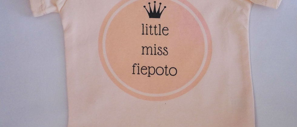 Little Miss Fiepoto (Little Miss Know-It-All) Tongan