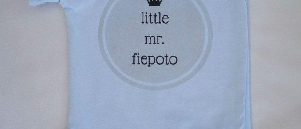 Little Mr. Fiepoto (Little Mr. Know-It-All) Tongan