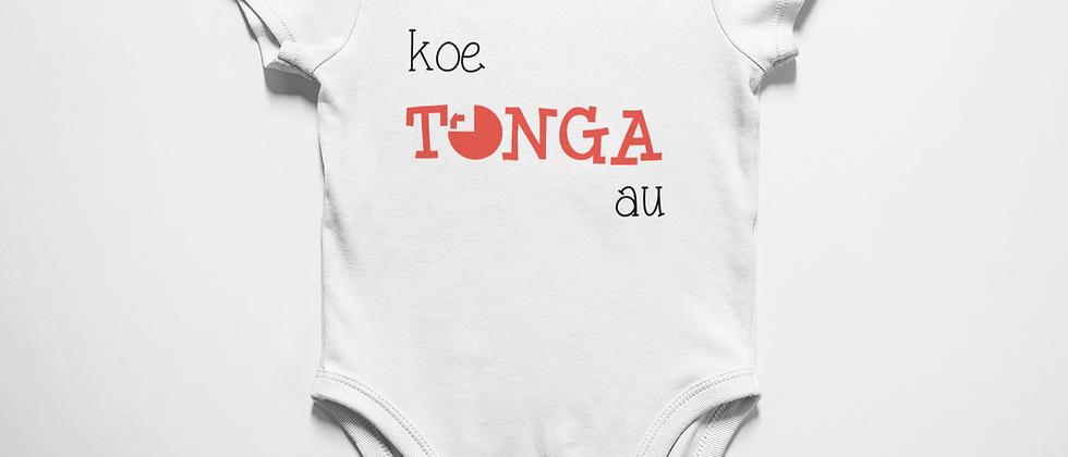 Koe Tonga Au (I'm from Tonga)