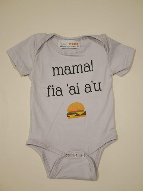 Mama Fia Ai A U Mum I M Hungry Samoan Island Pepe Pasifika