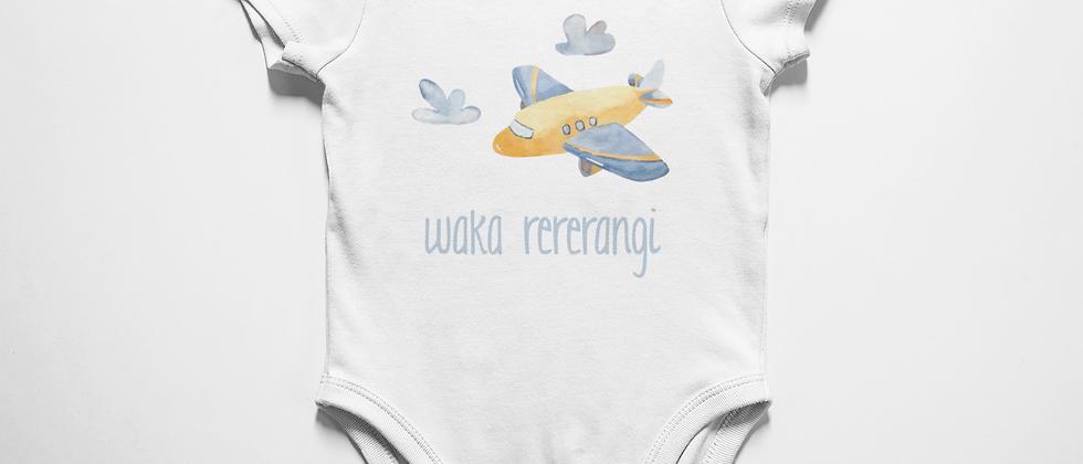 waka rererangi (air plane)