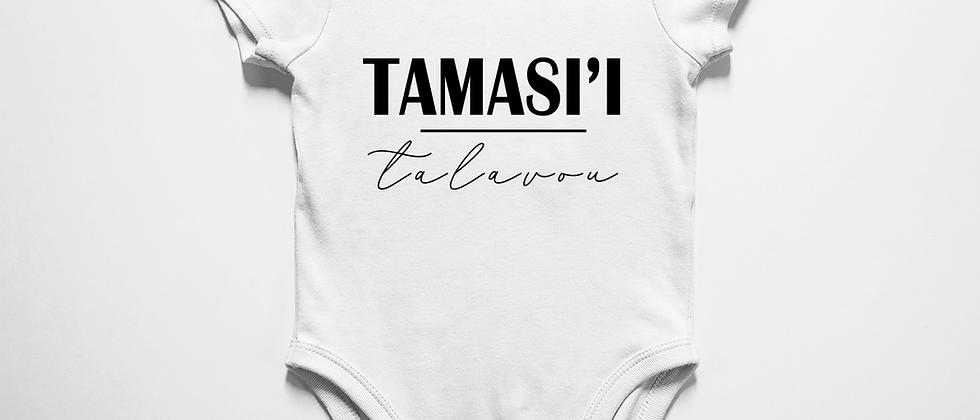 Tamasi'i Talavou (handsome boy)