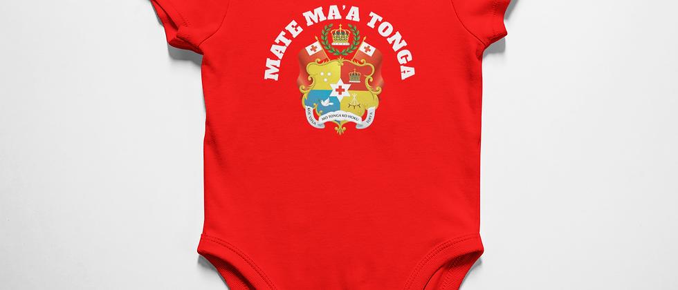 Mate Ma'a Tonga - Baby