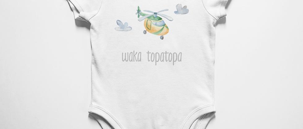 waka topatopa (helicopter)