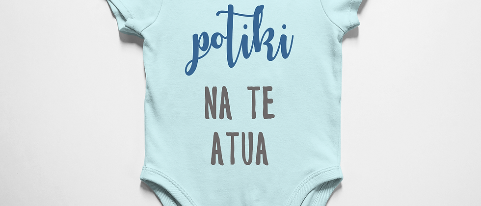 potiki na te Atua (I am a child of God)