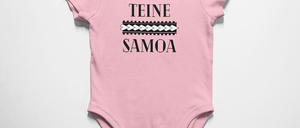 Teine Samoa - Baby