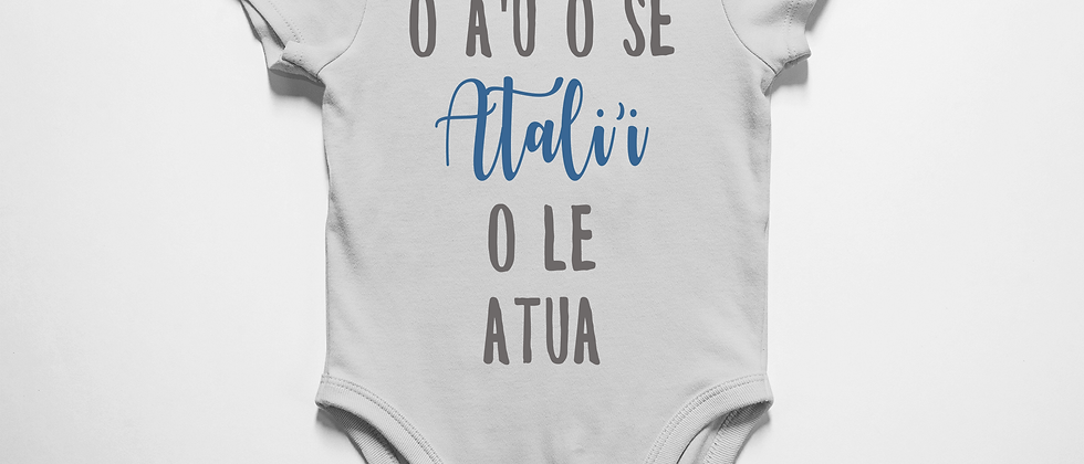 I am a Son of God (Samoan)