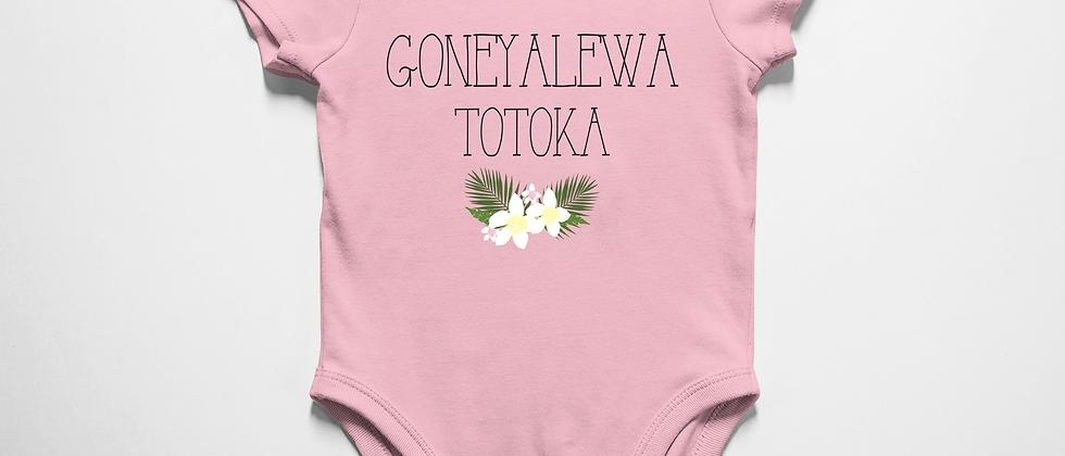 Goneyalewa Totoka (cute girl)