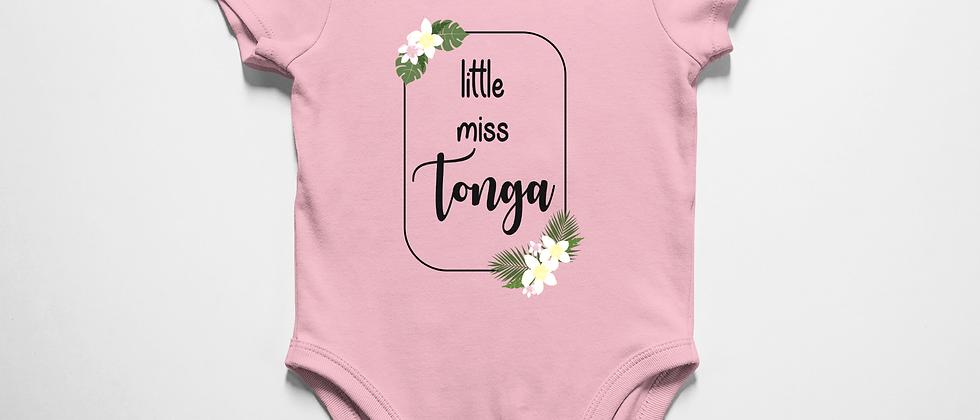 little miss Tonga