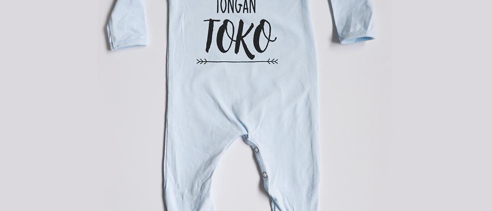 little Tongan toko - Long Sleeves