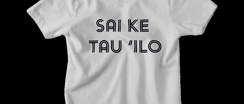 Sai ke tau 'ilo (Good to know!)