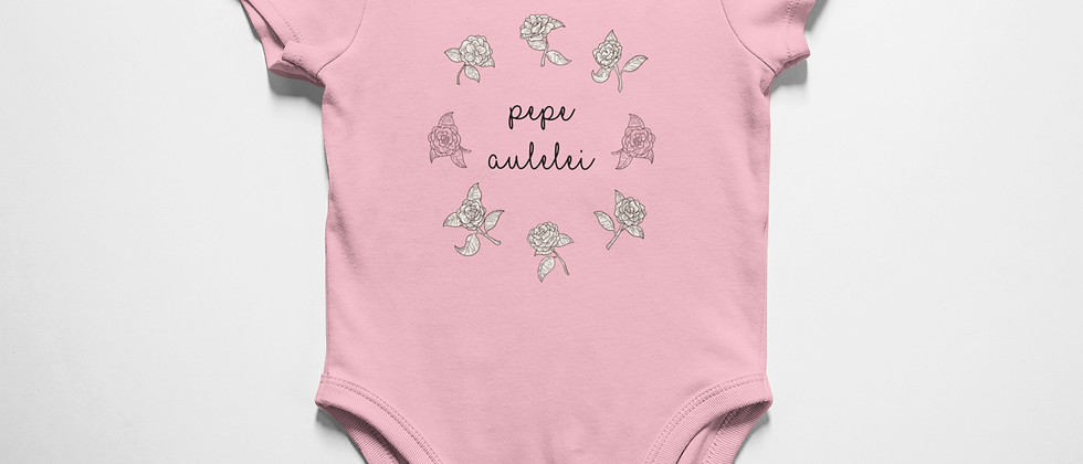 pepe aulelei (beautiful baby)