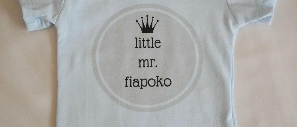 Little Mr. Fiapoko (Little Mr. Know-It-All) Samoan