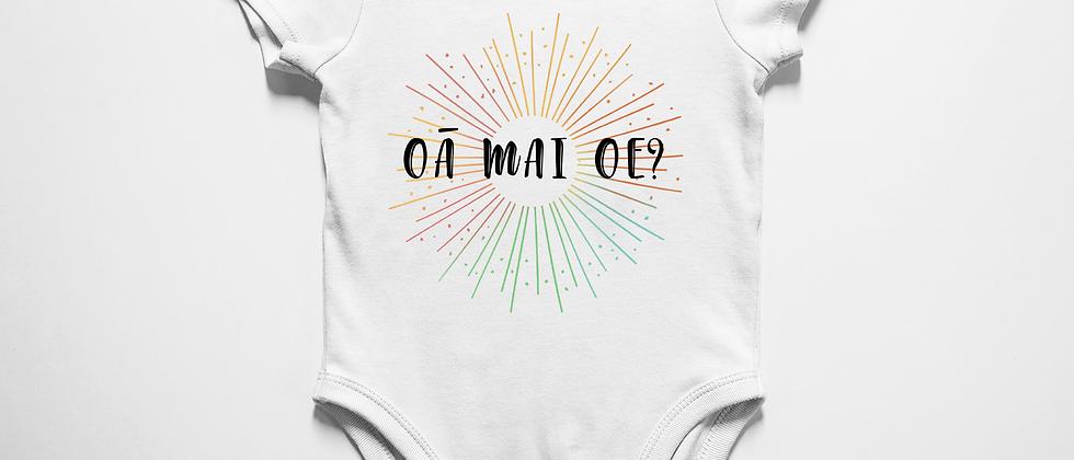 Oā mai oe? (How are you doing)