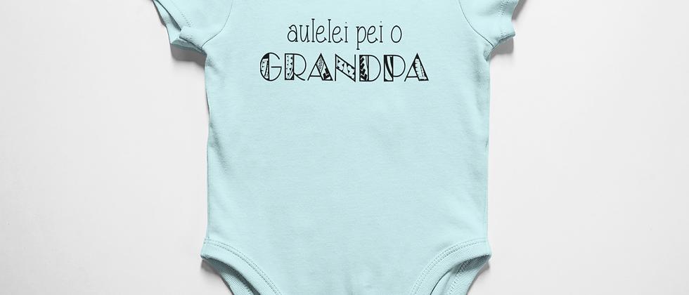 Aulelei pei o Grandpa (Handsome like Grandpa)