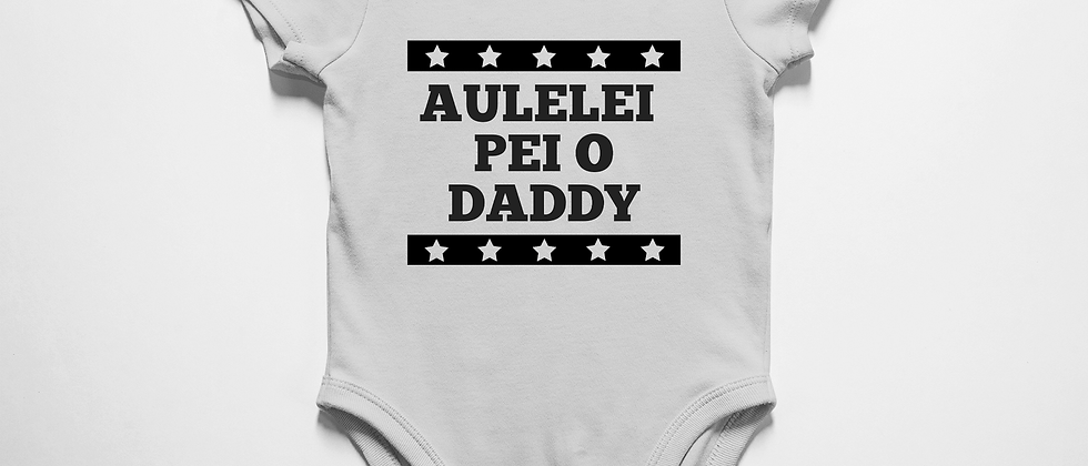 Aulelei pei o Daddy (Handsome like Daddy)