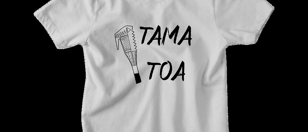 Tama Toa (Brave Boy) Tee