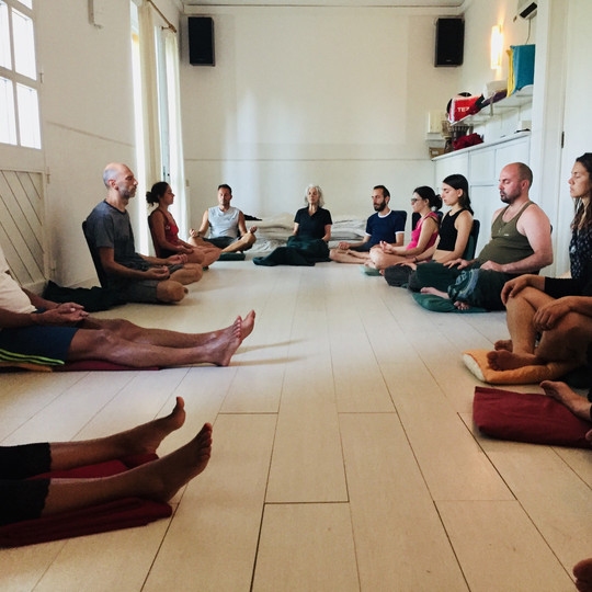 Meditare insieme