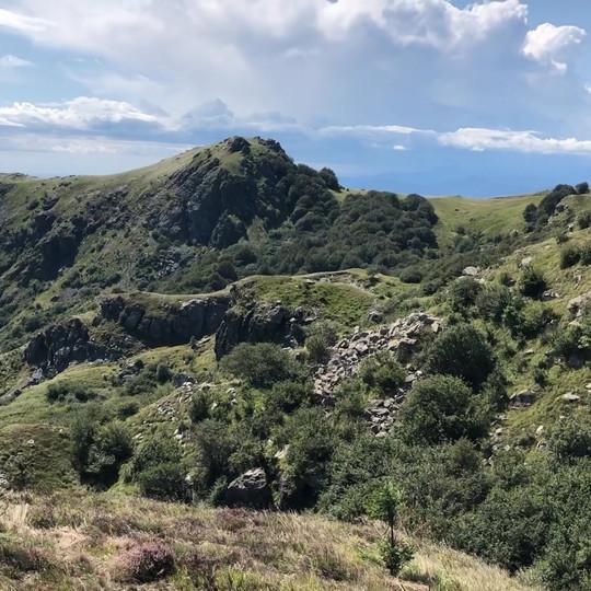 I panorami del Monte Beigua GeoPark