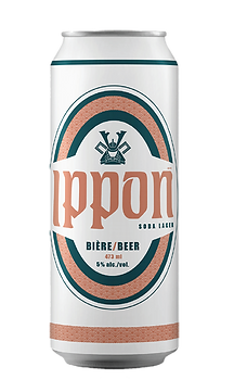 Ippon Soba Lager