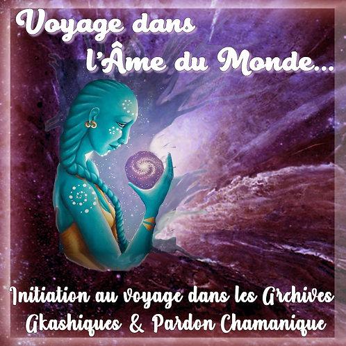 Master Class - Voyage Initiatique dans les Archives Akashiques