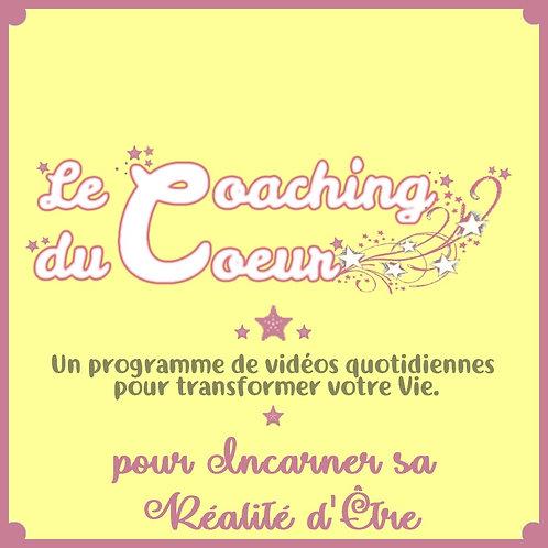 Coaching du Coeur - Pour Incarner sa Réalité d'Être