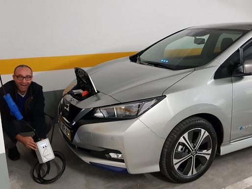 Portugal Pure rijdt elektrisch