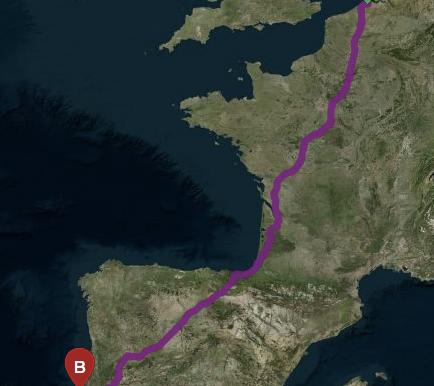Twee enkeltjes België-Portugal