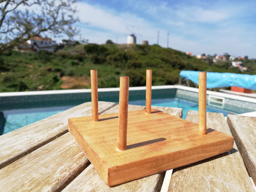 Houder coaster set
