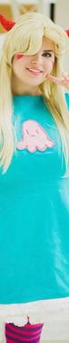 Lorna as Star Butterfly