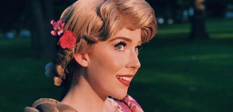Abigail Johnson as Rapunzel