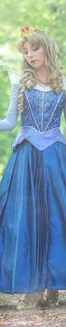 Kiyomi of Andalasia as Aurora