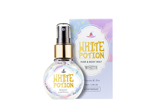 BODY HOLIC - Body Mist White Potion