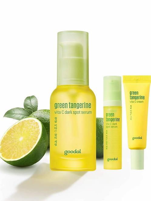 GOODAL - Green Tangerine Vita C Dark Spot Serum