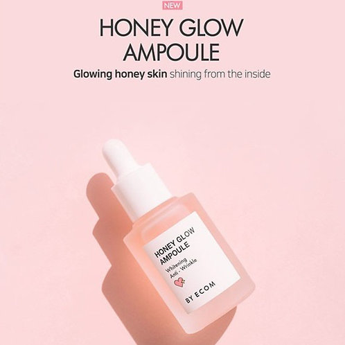 BY ECOM -  Honey Glow Ampoule